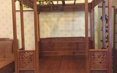 御美红木家具卧室家具