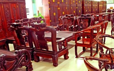 2018年05月09日上海地区名贵红木市场价格行情