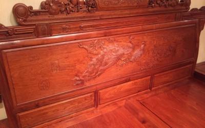 沈阳红木家具卧室家具