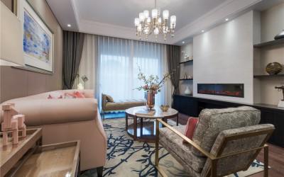 姐夫为嫂子选了个超有爱的沙发,没想到成为整个房子的装修亮点
