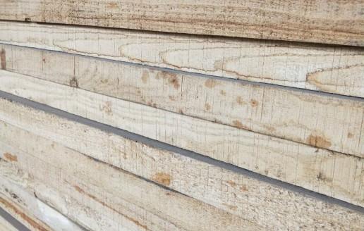 白杨木,白椿木,榆木烘干板材封装视频
