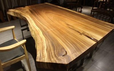 """科普:实木大板界里的八大""""八大巨头"""",看看你家的大板有没有?"""