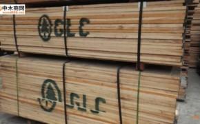 进口美国樱桃木实木板材出售