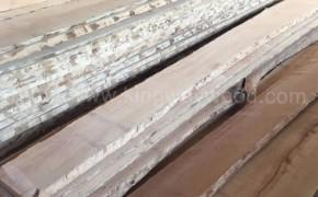 木业欧洲进口 现货 榉木 毛边板 实木 木板ABC级木材