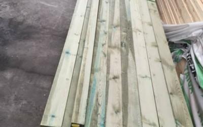 厂家热销(芬兰木)赤欧松地龙骨木材加工定尺
