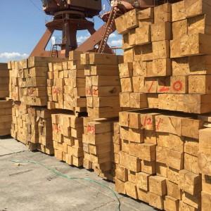 黑河港进口樟松板材大方品牌
