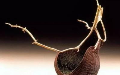 竹篮也可以这么艺术,太