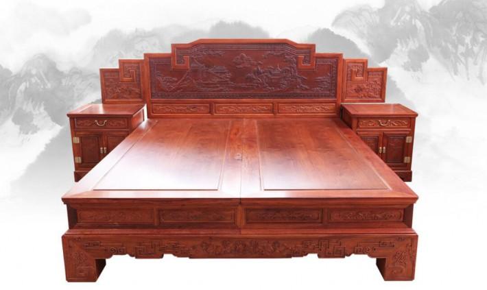 红木家具雕刻——人物篇