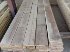 美国白橡木地板坯料板材图片