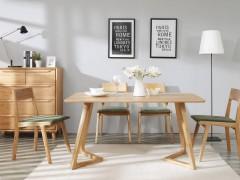 橡木是实木吗,橡木家具有哪些好处?
