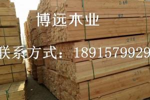 木方建筑方木价格多少
