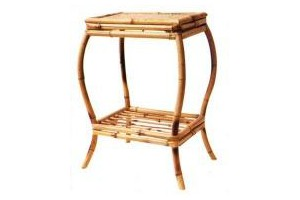 聚焦竹家具,昔日木匠现
