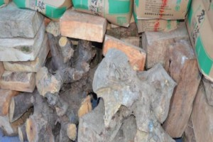 重庆秀山查获非法运输疑似金丝楠木和崖柏等木料案
