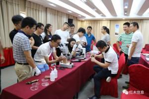 今年开始:湖南省将有12名具有国家(二级) 高级木材检验师资质人员持证上岗