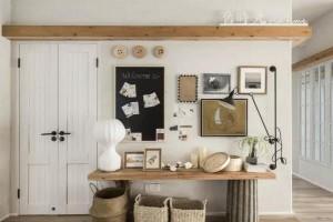 老旧木料别浪费,打造全屋家具