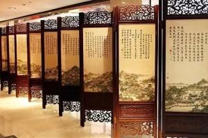 屏风:隔不断的中国美