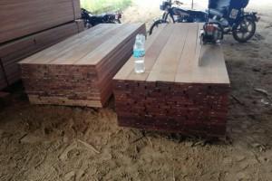 南美《紅檀香》木板材