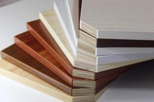 平凡兔板材教您识别生态板贴面工艺中直贴与复合的区别
