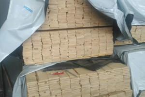 100/110/125SF1~5级进口樟子松板材图片