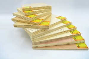 生产各种厚度多层胶合板 三胺基材