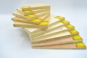 生产各种厚度多层胶合板 桦木科技木,三胺基材板