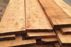 香柏木烘干板材