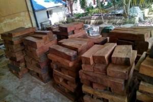 缅甸柚木地板市场人气不衰