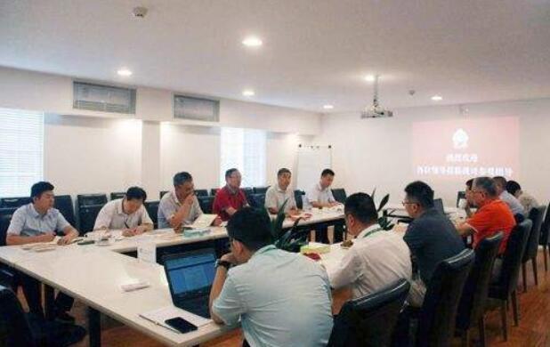 广西科技厅领导调研丰林集团
