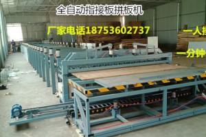 知名全自动拼板机厂家价格 木工指接板拼板机价格多少钱
