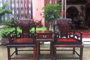大红酸枝(交趾黄檀)红木家具商品系列