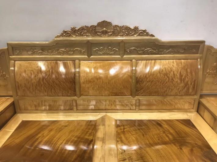 金丝楠木大床的三大价值,远比你想的更重要!