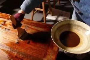 金丝楠木家具喷漆好不好?生漆是最优的选择吗?
