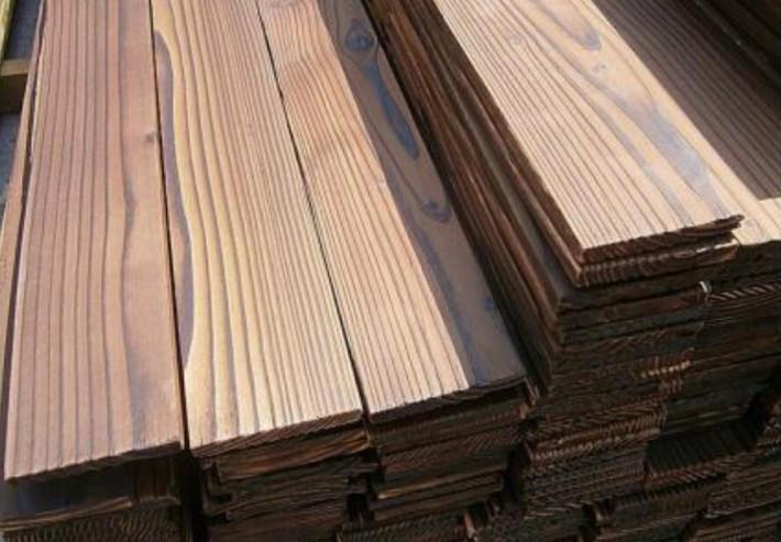 对于碳化木等建材行业而言,环保的需求应该是长期的