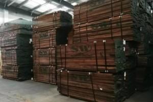 莆田秀屿国家级木材贸易