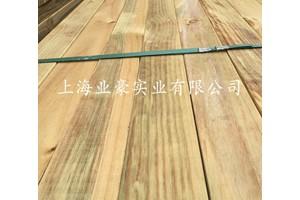 进口俄罗斯樟子松南方松防腐木板材 厂家直销