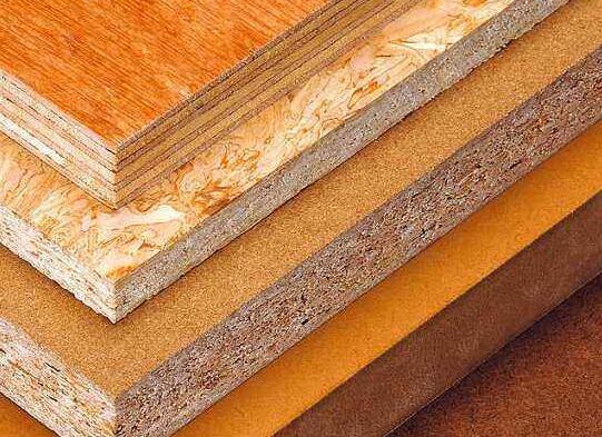 《人造板工业 排污许可证申请与核发技术规范》