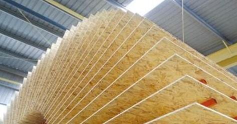 《人造板工业污染物排放标准》