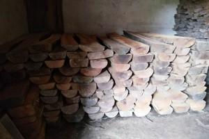 金丝楠木陈料40吨,老料图片