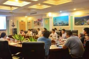 东阳中国木雕城备战国家4A级旅游景区复核工作
