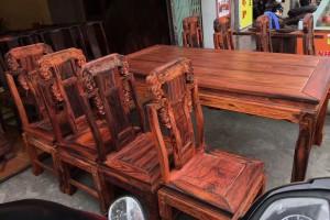 1-7月越南林产品出口总