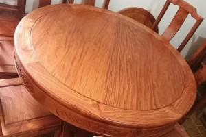 缅甸黄花梨家具的七大保养技巧,学会了会让缅花闪闪发光