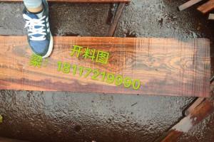 非洲白酸枝原木,长度2-3米,直径30-40cm