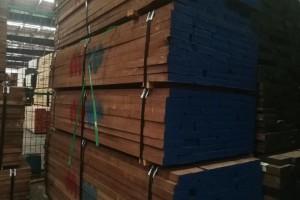 中美贸易战木材价格上涨
