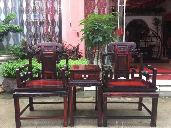 热烈欢迎广西凭祥市匠心居红木家具店第三年入住中木商网
