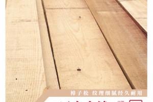 樟子松板材 樟子松木方 防腐木板 家具烘干材 樟子松桑拿板