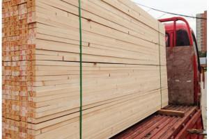 欧洲云杉 云杉抛光料木材 家具板材 云杉烘干木板材 无节材