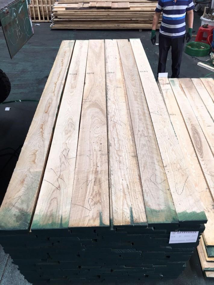 广东进口白蜡木板材家具材