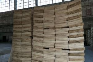 杨木木皮,白杨木旋切木皮,杨木皮子,杨木单板,杨木皮批发出售