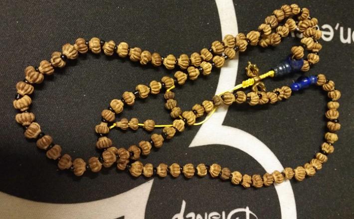 宝莲灯菩提是目前文玩圈里最小的菩提子之一