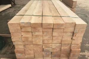 木材缩量 原木成交量同比下滑12.7%